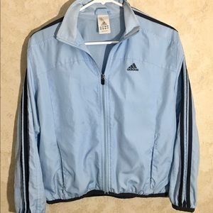 🌸3 for 25$🌸 Adidas kids zip up Jacket